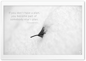 You Must Have a Plan HD Wide Wallpaper for Widescreen