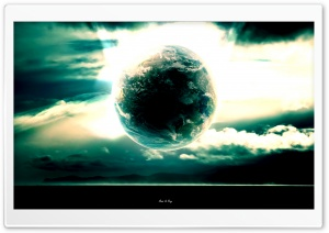 Young Planet HD Wide Wallpaper for Widescreen