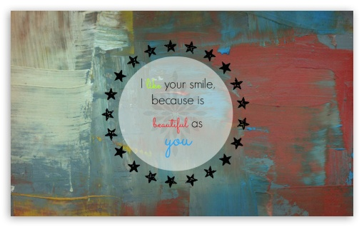 Your Smile HD wallpaper for Wide 5:3 Widescreen WGA ; HD 16:9 High Definition WQHD QWXGA 1080p 900p 720p QHD nHD ; Standard 4:3 Fullscreen UXGA XGA SVGA ; iPad 1/2/Mini ; Mobile 4:3 5:3 16:9 - UXGA XGA SVGA WGA WQHD QWXGA 1080p 900p 720p QHD nHD ;