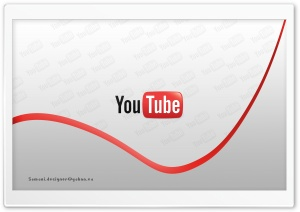 YouTube HD Wide Wallpaper for 4K UHD Widescreen desktop & smartphone