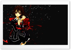 Yuki Kuran - Vampire Knight HD Wide Wallpaper for 4K UHD Widescreen desktop & smartphone