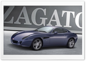 Zagato HD Wide Wallpaper for 4K UHD Widescreen desktop & smartphone