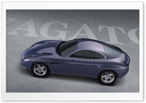 Zagato 1 HD Wide Wallpaper for Widescreen