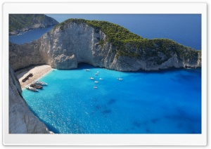Zakynthos HD Wide Wallpaper for 4K UHD Widescreen desktop & smartphone
