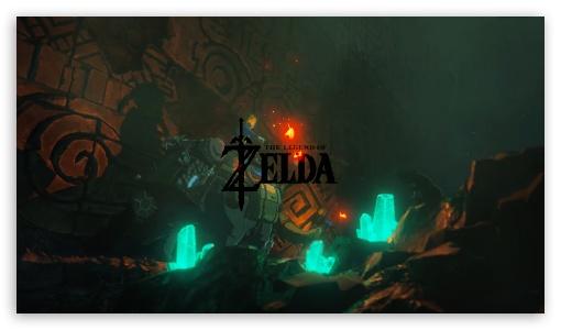 Zelda Breath Of The Wild 2 Ultra Hd Desktop Background Wallpaper For 4k Uhd Tv