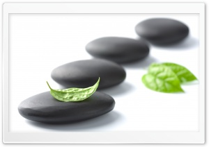 Zen Stone HD Wide Wallpaper for Widescreen