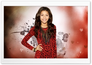 Zendaya Coleman HD Wide Wallpaper for Widescreen