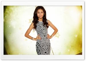 Zendaya Coleman HD Wide Wallpaper for Widescreen