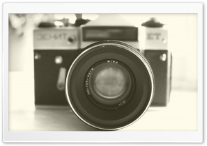 Zenit Camera HD Wide Wallpaper for Widescreen