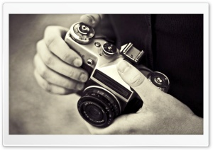 Zenith Film Camera HD Wide Wallpaper for Widescreen