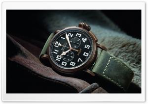 Zenith Watch Pilot Type 20 Extra Ultra HD Wallpaper for 4K UHD Widescreen desktop, tablet & smartphone