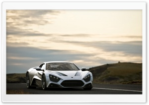Zenvo ST1 HD Wide Wallpaper for Widescreen