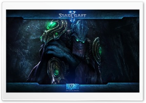 Zeratul HD Wide Wallpaper for Widescreen