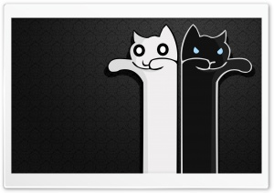 Zombie Cats HD Wide Wallpaper for Widescreen